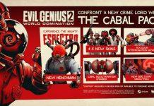 Evil Genius 2 Cabal Pack