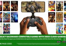 Xbox Gamepass Cloud Gaming