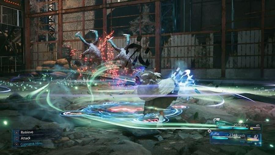 Final Fantasy VII Intergrade