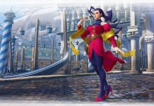 Street Fighter V Rose