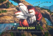 Biomutant Porky Puff
