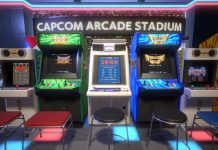 Capcom Arcade Stadium 3