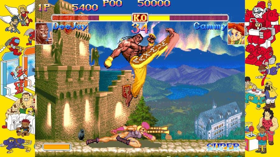 Capcom Arcade Stadium 4