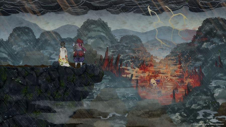 GetsuFumaDen Undying Moon 4