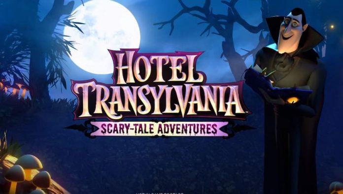 Hotel Transylvania: Scary-Tale Adventures