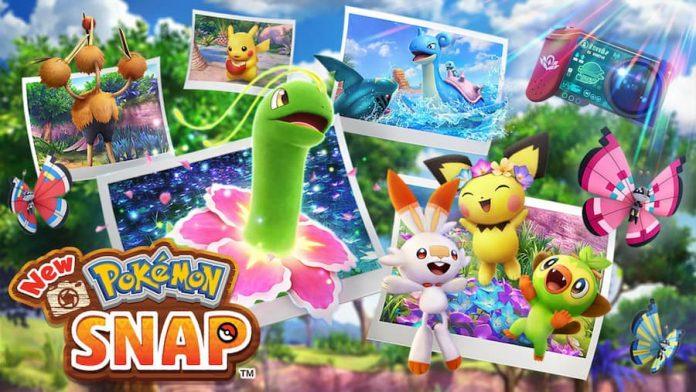 New Pokémon Snap 1