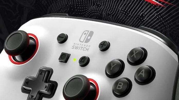 PowerA Fusion Pro Switch review