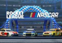 Rocket League Nascar