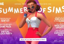 Summer of Sims 4