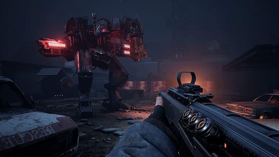 Terminator Resistance Enhanced 1
