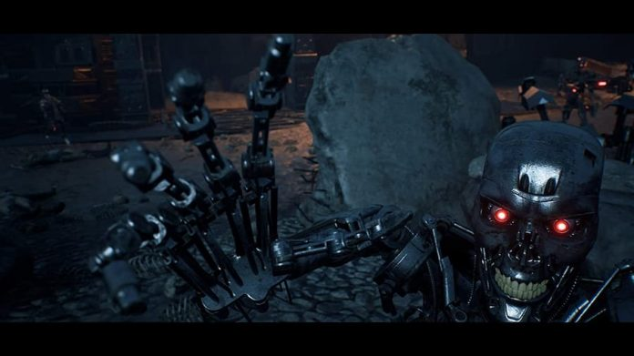 Terminator Resistance Enhanced 3