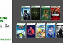 Xbox Game Pass May