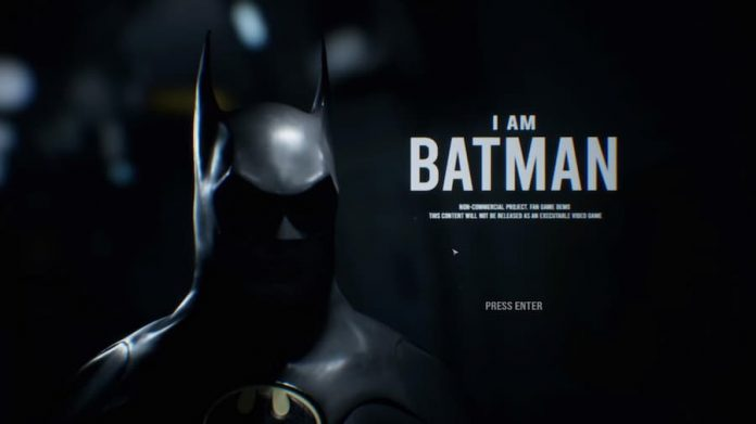 Batman 1989 Demo