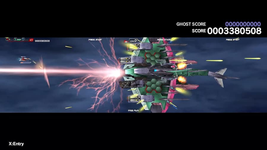 DariusBurst Another Chronicle EX+ Blasts Onto PS4 and Switch This June – GameSpew