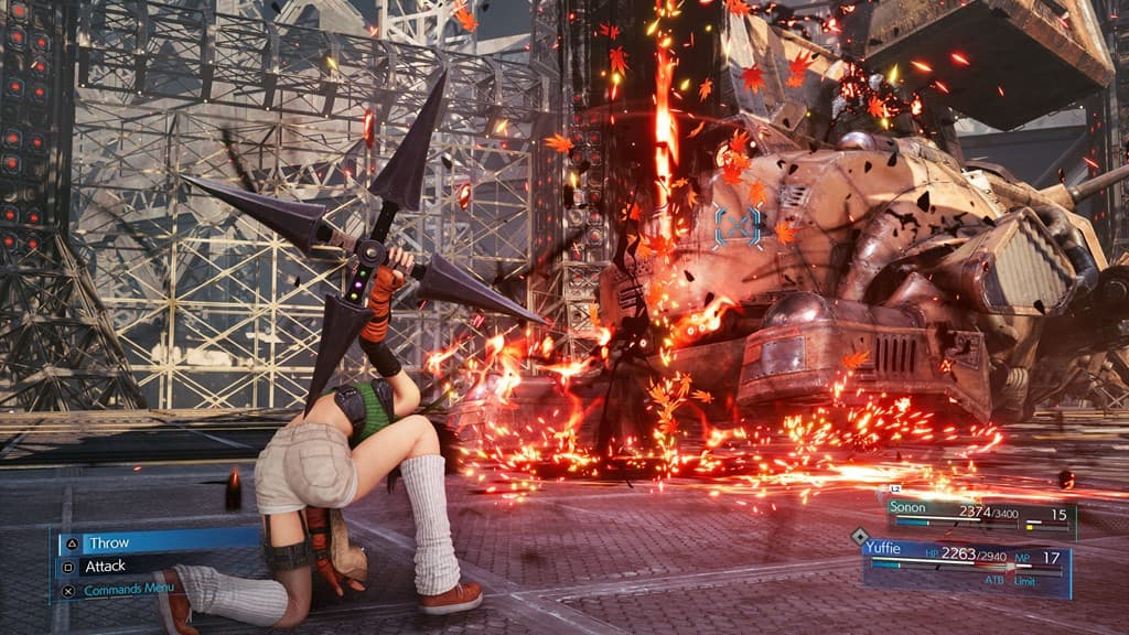 Final Fantasy VII Remake Intergrade Episode INTERmission
