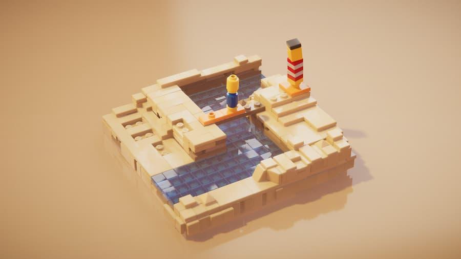 LEGO Builder's Journey 1