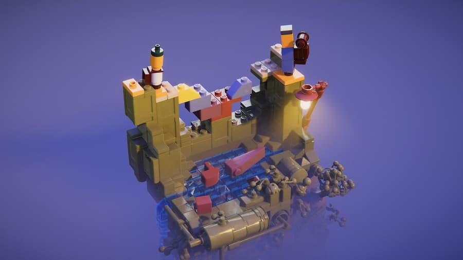 LEGO Builder's Journey 2