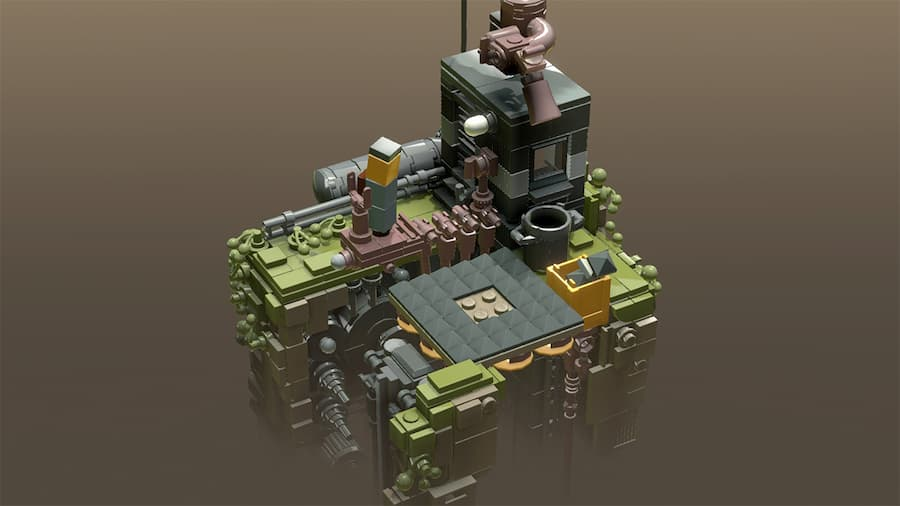 LEGO Builder's Journey 4