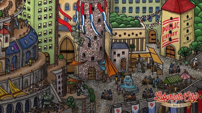 Labyrinth City Pierre the Maze Detective 3