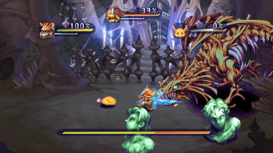 Legend of Mana Remastered