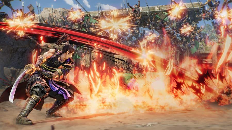 Samurai Warriors 5 1