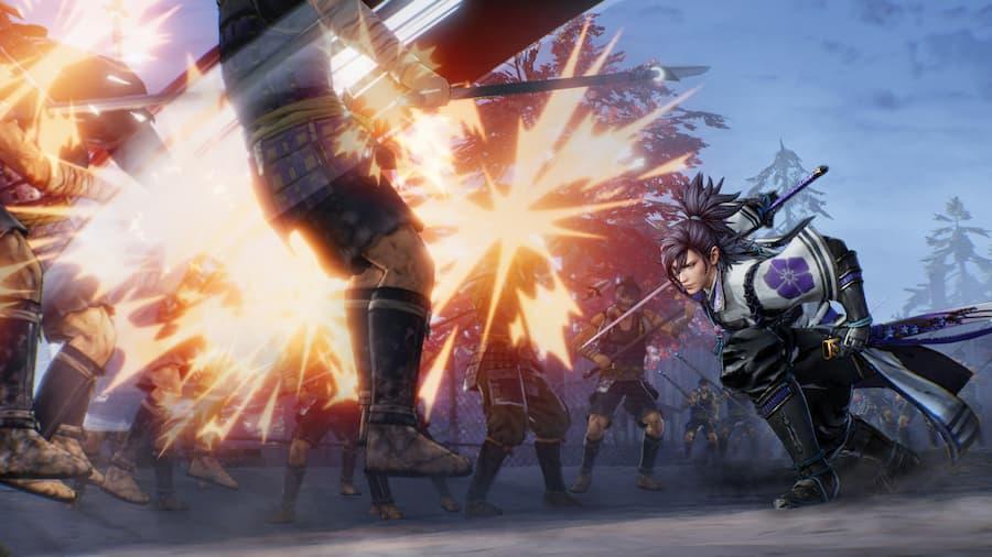 Samurai Warriors 5 3