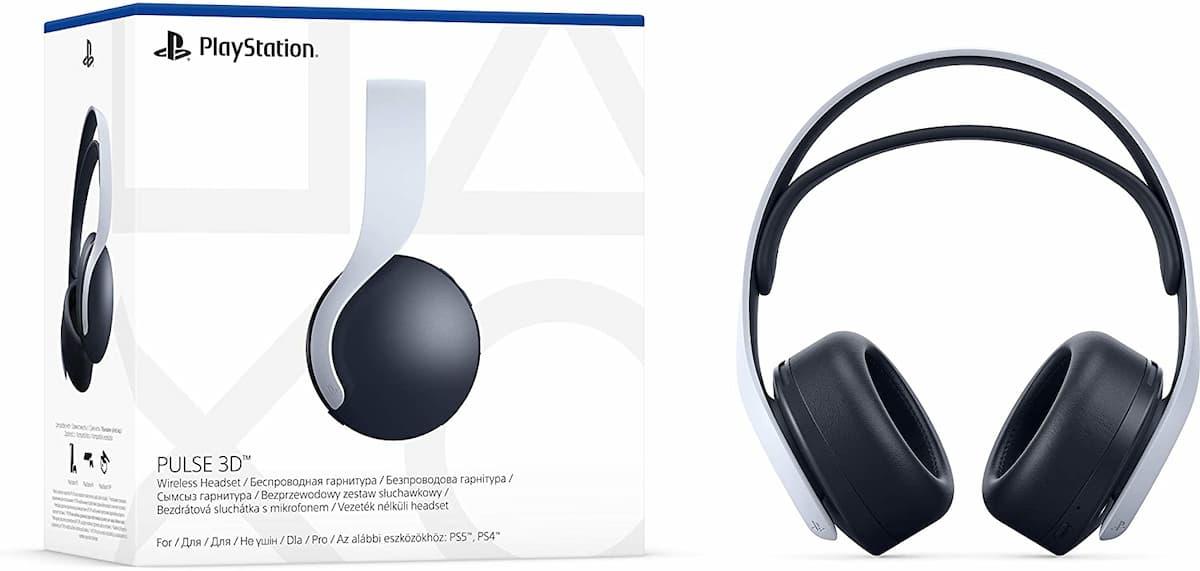 Sony 3D Pulse Wireless Headset 1