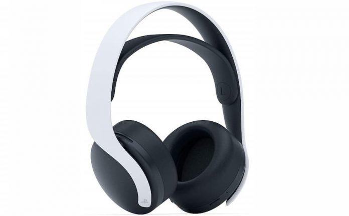 Sony 3D Pulse Wireless Headset 2