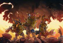 Warhammer 40,000 Shootas Blood & Teef