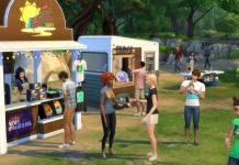 The Sims 4 Sims Sessions