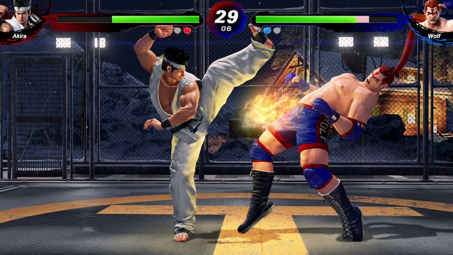 Virtua Fighter 5 Ultimate Showdown - Gameplay Screenshot 1-25102260b5f3c9bfe3c7.38634821