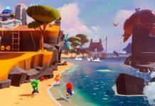 Mario + Rabbids Spark of Hope
