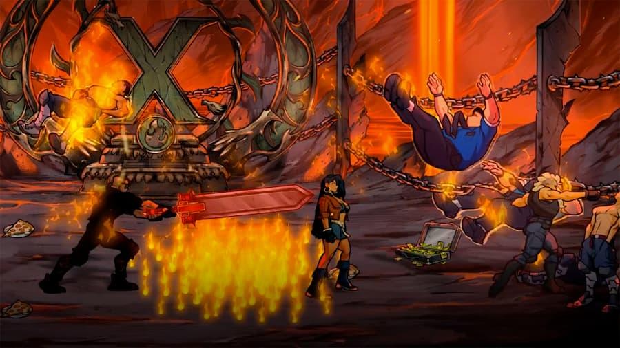 Streets of Rage 4 Mr X Nightmare 2 (1)