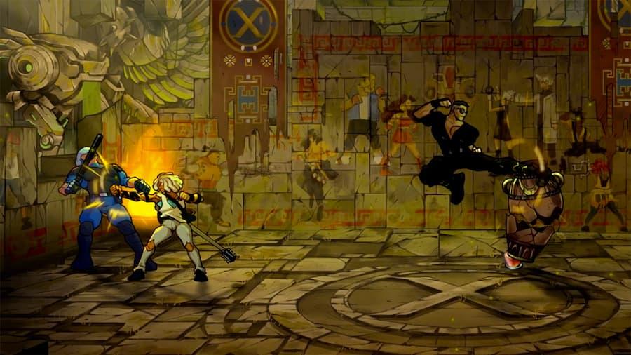 Streets of Rage 4 Mr X Nightmare 4 (1)
