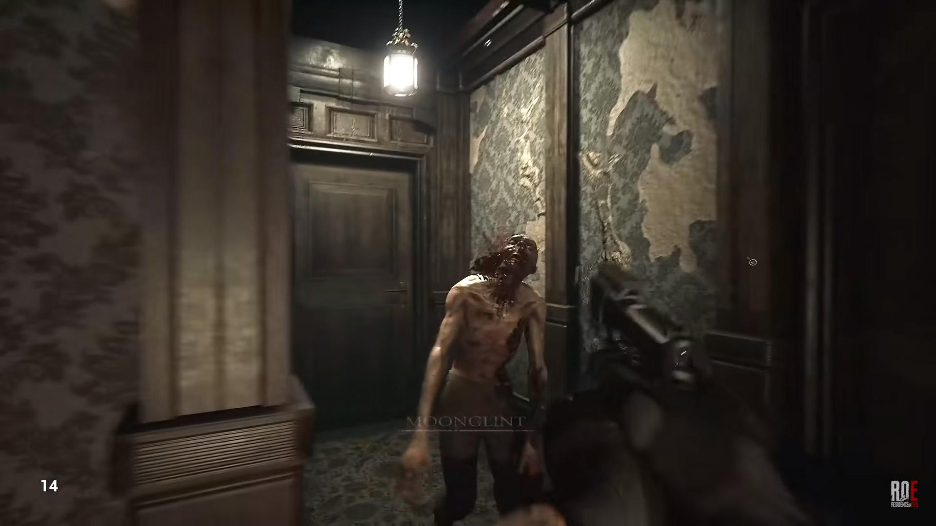 Resident Evil Fan Remake
