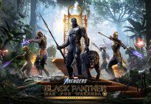 Marvel's Avengers Wakanda Forever