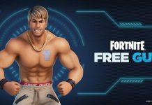 Fortnite Free Guy Dude