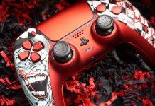 Mega Modz PS5 Custom Controller