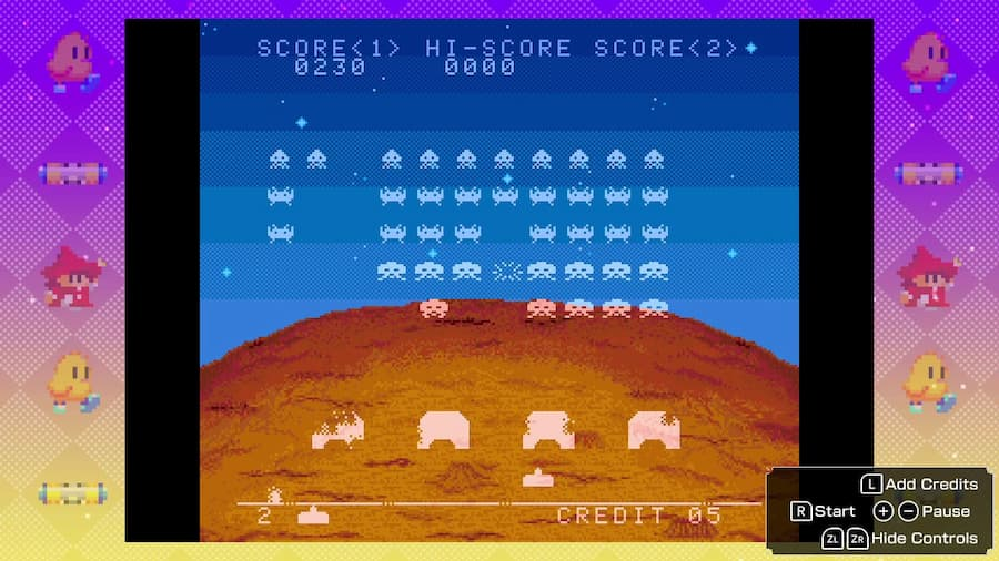 Space Invaders Invincible Collection 1 (1)