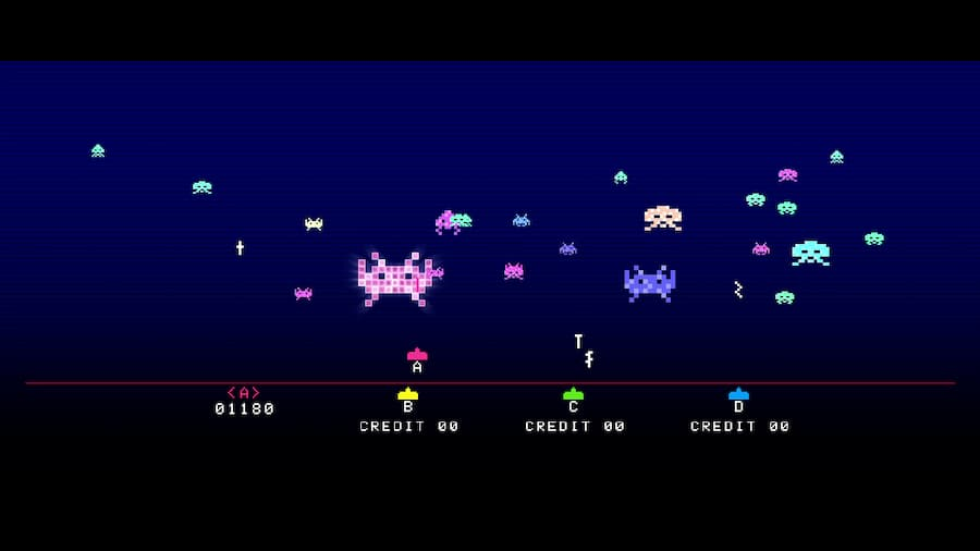 Space Invaders Invincible Collection 2 (1)