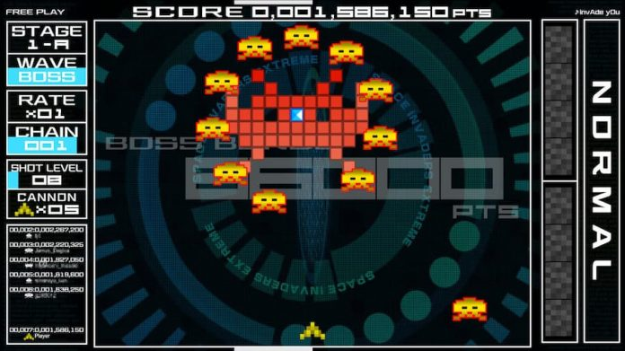 Space Invaders Invincible Collection 4 (1)