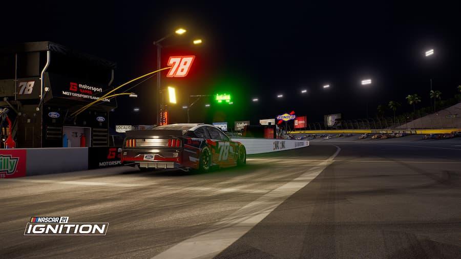 NASCAR 21: Ignition 2