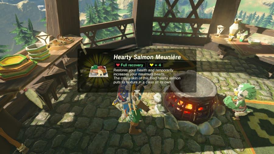 salmon meuniere breath of the wild (4)