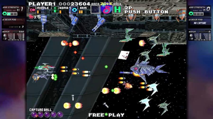 G-Darius HD Review – GameSpew