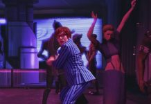 Austin Powers in Mass Effect