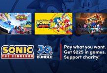 Sonic Humble Bundle
